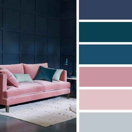 15 Color Palette Design Ideas For Your Home - Color Design ...